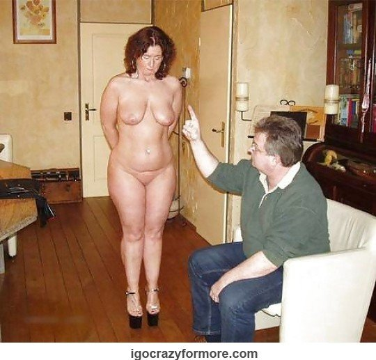 Wife discipline in submission