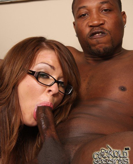 Cuckold wife for oral bbc