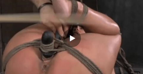 Tied Up BDSM Hardcore