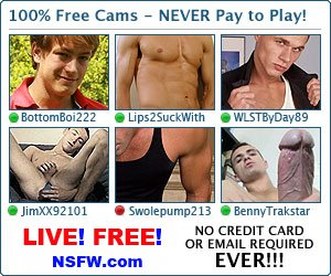 Live free Gay Cam site absolutely free to watch!